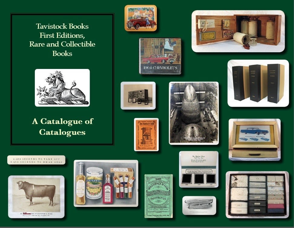 A Catalogue of Catalogues