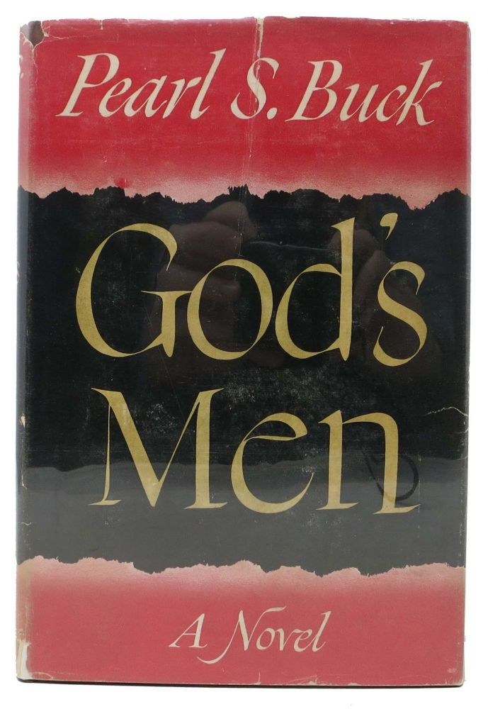 GOD'S MEN. Pearl Buck, ydenstricker. 1892 - 1973.