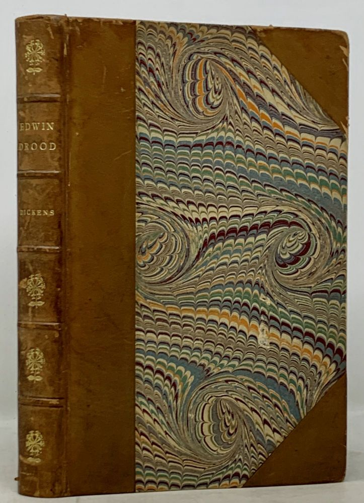The MYSTERY Of EDWIN DROOD. Charles Dickens, 1812 - 1870.