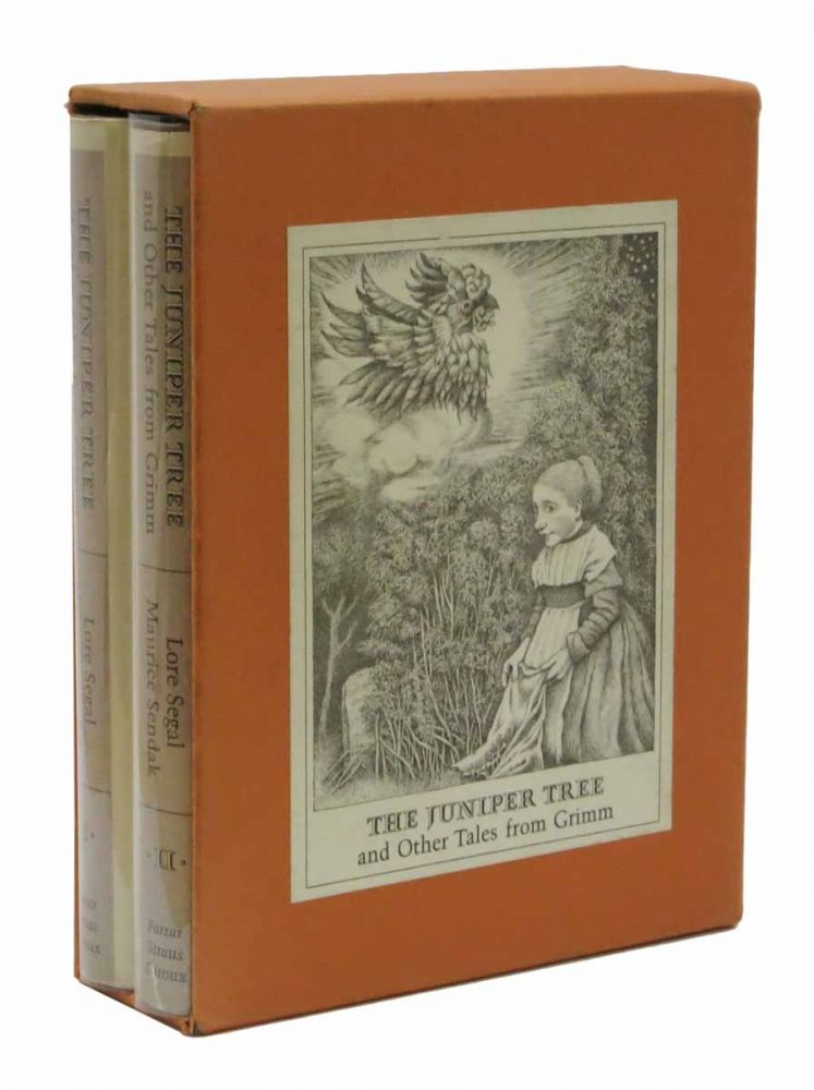 The JUNIPER TREE And Other Tales from Grimm.; Selected and Translated by Lore Segal. Four Tales Translated by Randell Jarrell. Maurice Sendak, Jacob Grimm, Wilhelm.