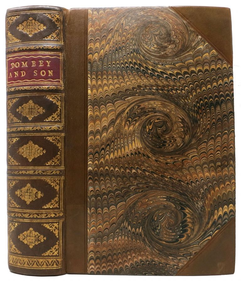 DEALINGS With The FIRM Of DOMBEY And SON, Wholesale, Retail and for Exportation. Charles Dickens, 1812 - 1870.
