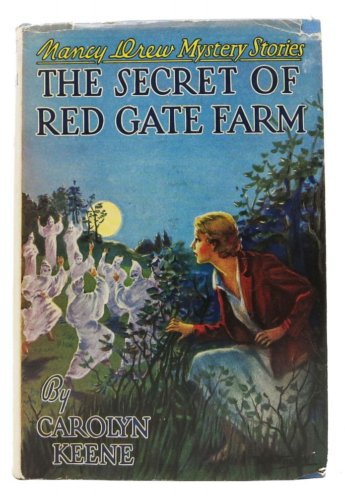 The SECRET Of RED GATE FARM. Nancy Drew Mystery Stories #6. Carolyn Keene.