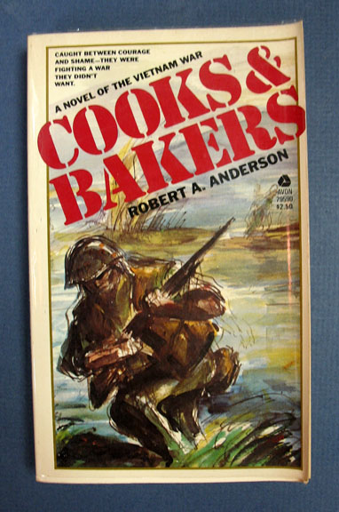 COOKS & BAKERS by Robert A  Anderson on Tavistock Books