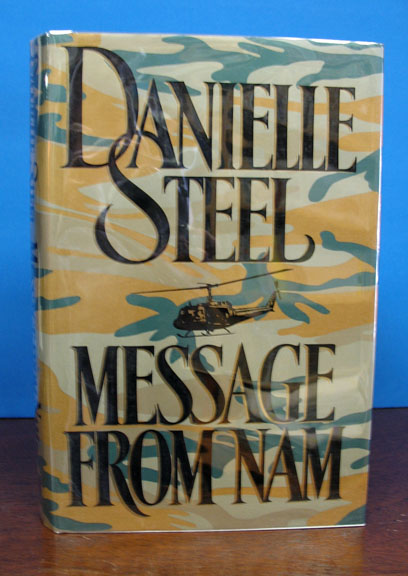 MESSAGE FROM NAM. Danielle Steel.