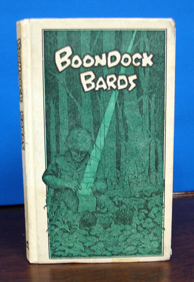 BOONDOCK BARDS. Forest L. - Kimier.