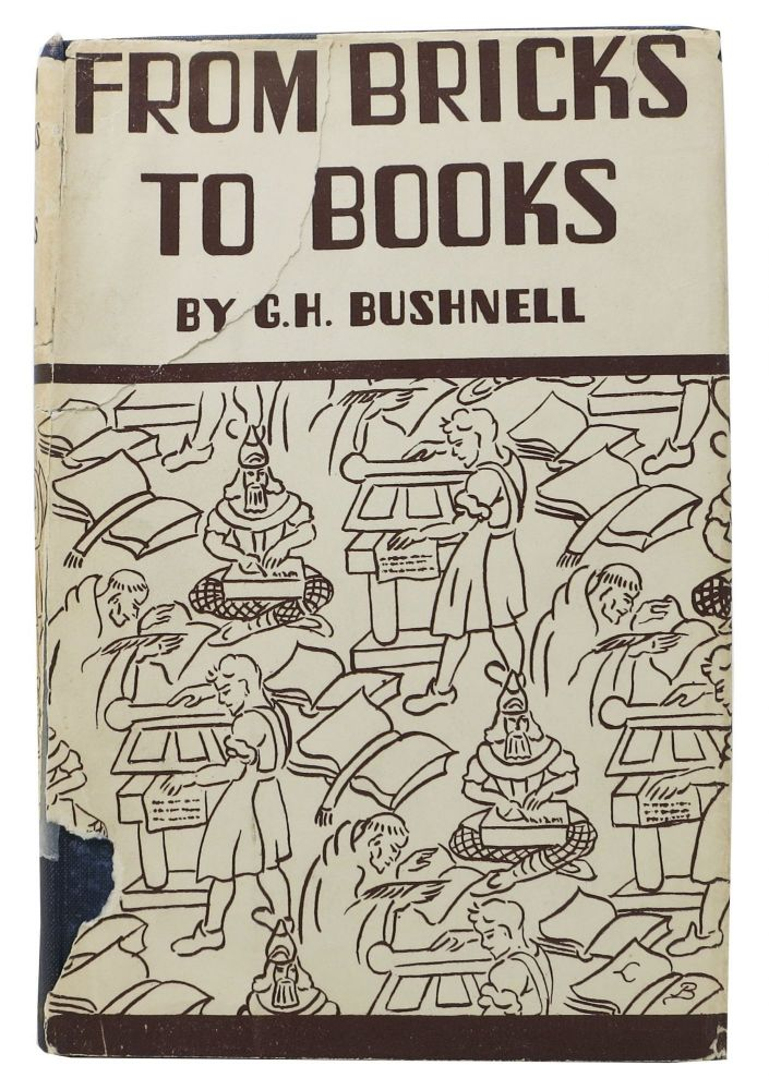 From BRICKS To BOOKS. A Miscellany. George Herbert Bushnell.