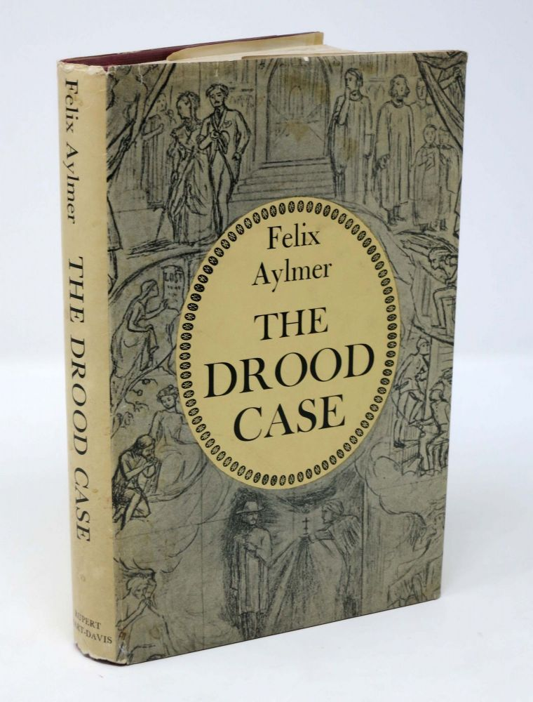 The DROOD CASE. Charles. 1812 - 1870 Dickens, Felix Aylmer.