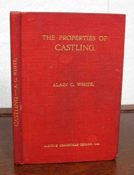 The PROPERTIES Of CASTLING. Chess, Alain C. Hume White, George -.