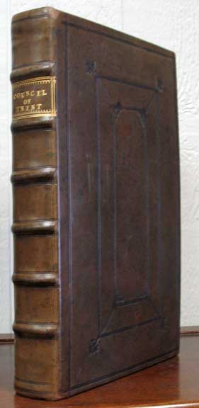 The HISTORIE Of The COVNCEL Of TRENT. Conteining Eight Bookes. In which (besides the ordinarie Actes of the Councell) are declared many notable occurrences, which happened in Christendome, during the space of fourtie yeeres and more. And, particularly, the practises of the Court of Rome, to hinder the reformation of their errors, and to maintaine their greatnesse.; Written in Italian by Pietro Soaue Polano, and faithfully translated into English by Nathanael Brent. Pietro Soaue . Brent Polano, Nathanael -, pseudonym for Paolo Sarpi. 1552 - 1623.