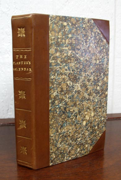 The PLANTER'S KALENDAR; or the Nurseryman's & Forester's Guide, in the Operation of the Nursery, the Forest, and the Grove.; Edited and Completed by Edward Sang, Nurseryman. Horticulture, Walter. Sang Nicol, Edward -.