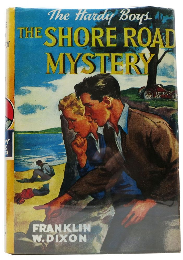 The SHORE ROAD MYSTERY. The Hardy Boys Mystery Series #6. Franklin W. Dixon.