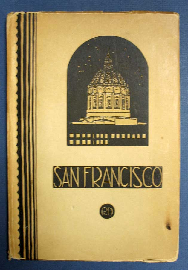 """SAN FRANCISCO. Richard. Author of """"Famous Ships"""". Student in Printing Appert, Instructor, Martin D., San Francisco Continuation School. Coats."""