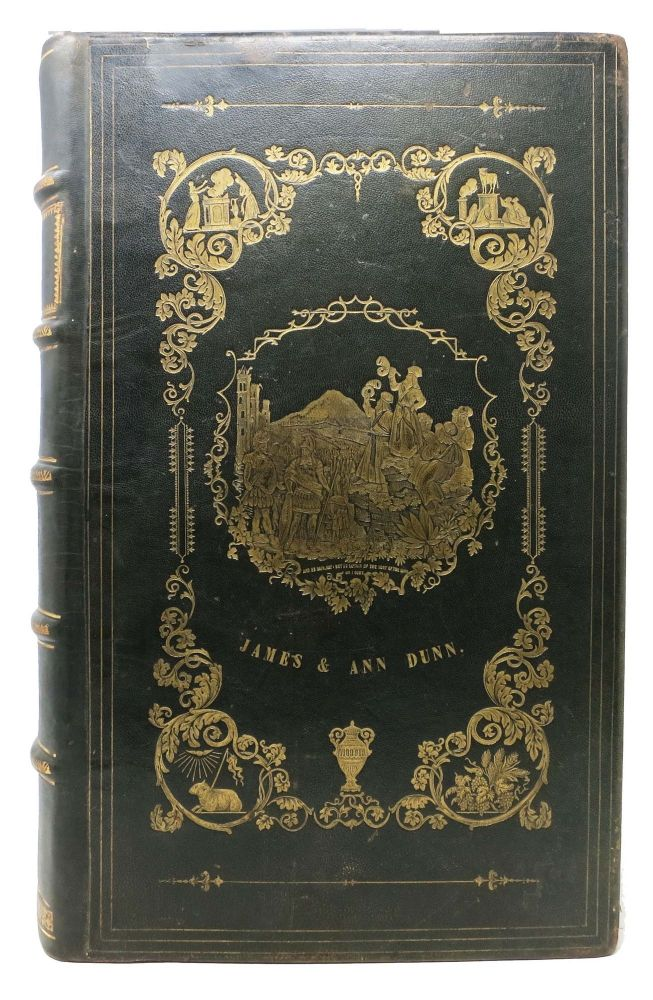 The MOST SUPERB FOLIO And SELF INTERPRETING BIBLE. Containing the Old and New Testaments With a Paraphrase on the Most Obscure and Important Parts. Explanatory Notes and Evangelical Reflections By the Late Reverend John Brown, Minister of the Gospel at Haddington. Theology, John - Brown.