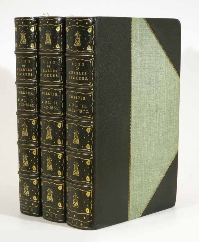 The LIFE Of CHARLES DICKENS. Charles. 1812 - 1870 Dickens, John Forster, 1812 - 1876.