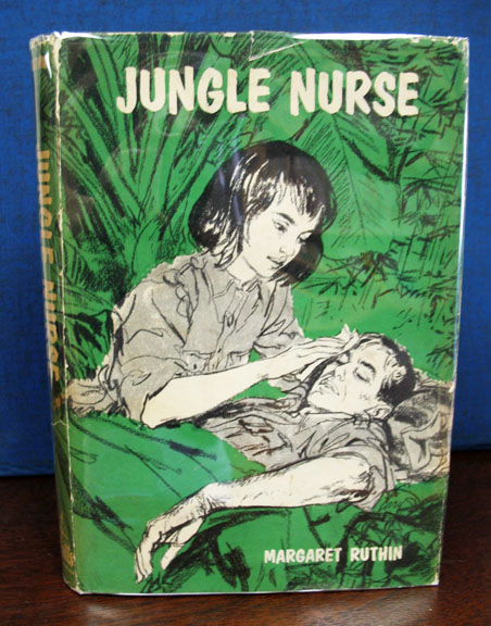 JUNGLE NURSE. Margaret Ruthin.