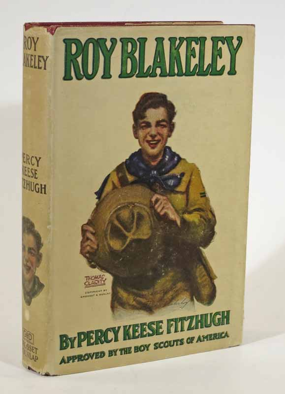 ROY BLAKELEY His Story. Roy Blakeley Series #1. Percy Keese Fitzhugh.