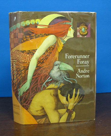 FORERUNNER FORAY. André Norton, 1912 - 2005.