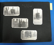 UNIVERSITY Of NORTH DAKOTA, 1915 - 1919. Photograph Album, Verna Paterson, nee Stumpf.