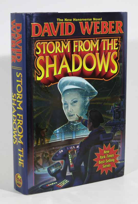 STORM From The SHADOWS. David Weber.