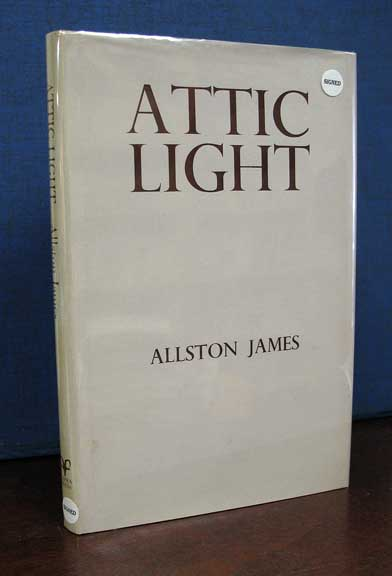 ATTIC LIGHT. Tim O'Brien, Allston James.