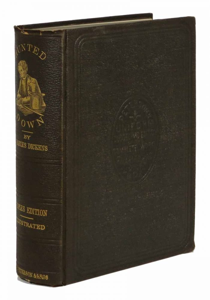 HUNTED DOWN; And Other Reprinted Pieces. Charles Dickens, 1812 - 1870.