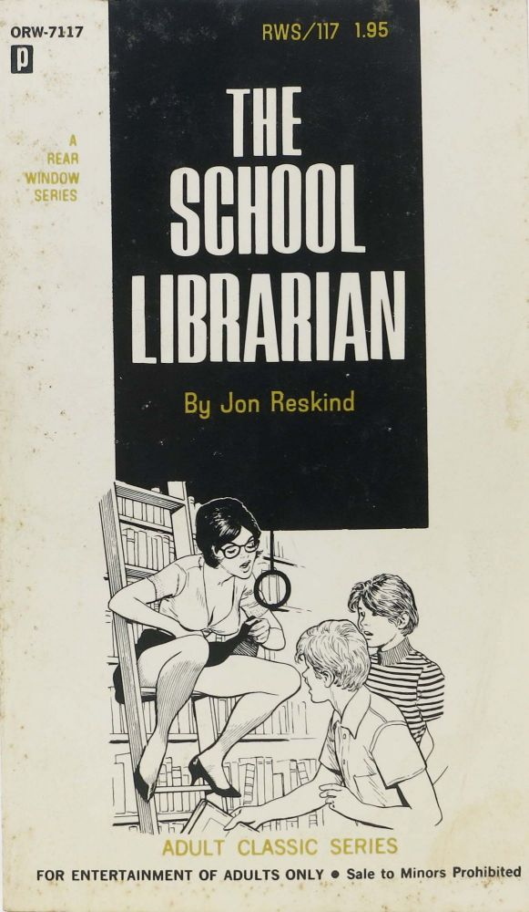 The SCHOOL LIBRARIAN. Jon Reskind.