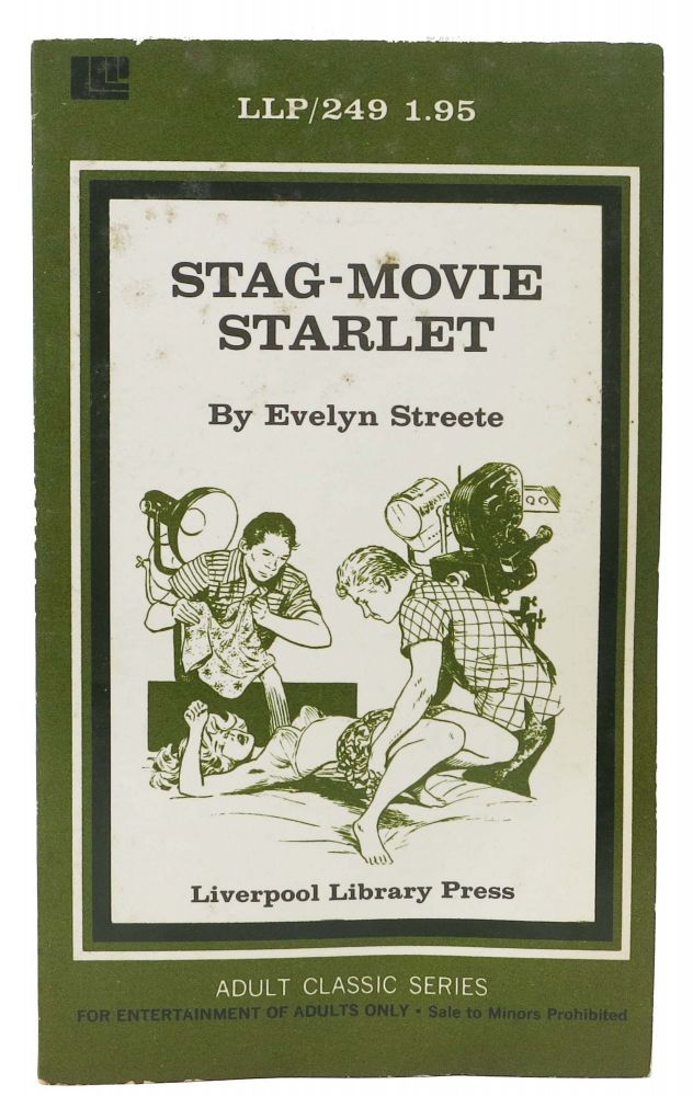 STAG-MOVIE STARLET. Evelyn Streete.