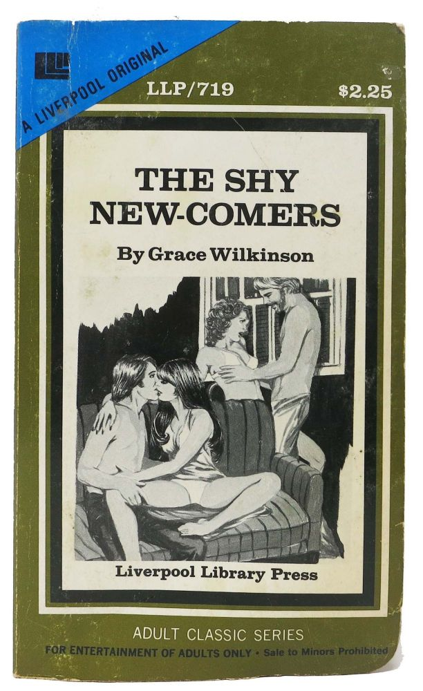 The SHY NEW-COMERS. Grace Wilkinson.