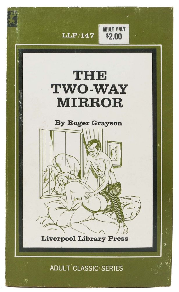 The TWO-WAY MIRROR. Roger Grayson.