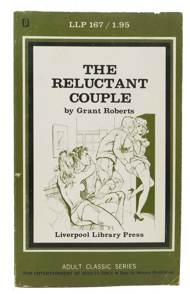 The RELUCTANT COUPLE. Grant Roberts.