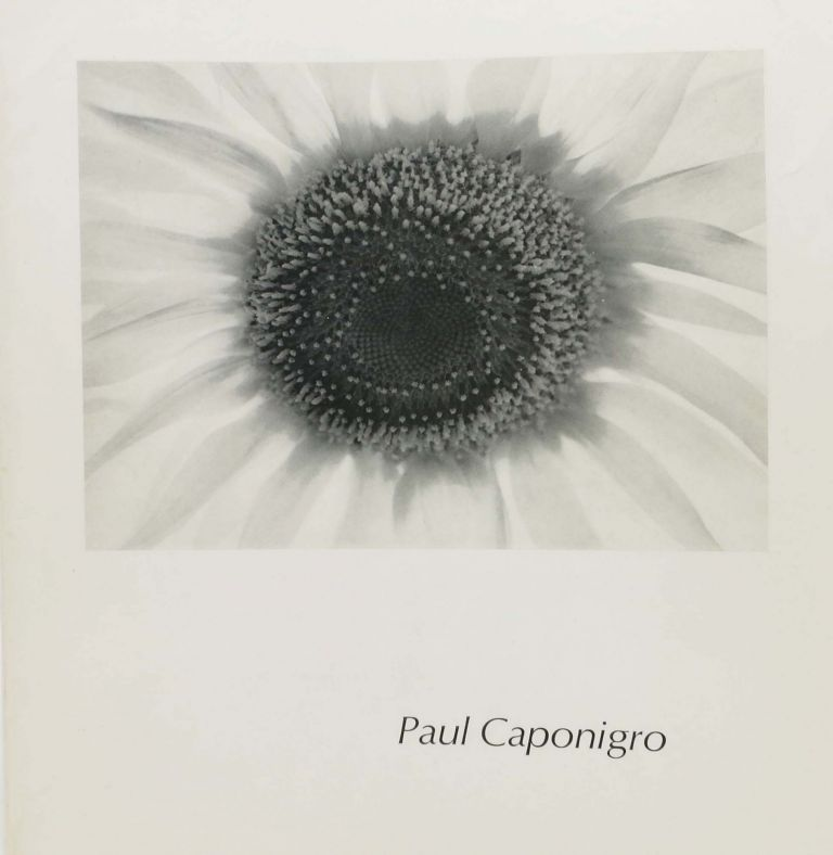 APERTURE MAGAZINE 13.1, 1967.; Paul Caponigro. Minor - White, 1908 - 1976.