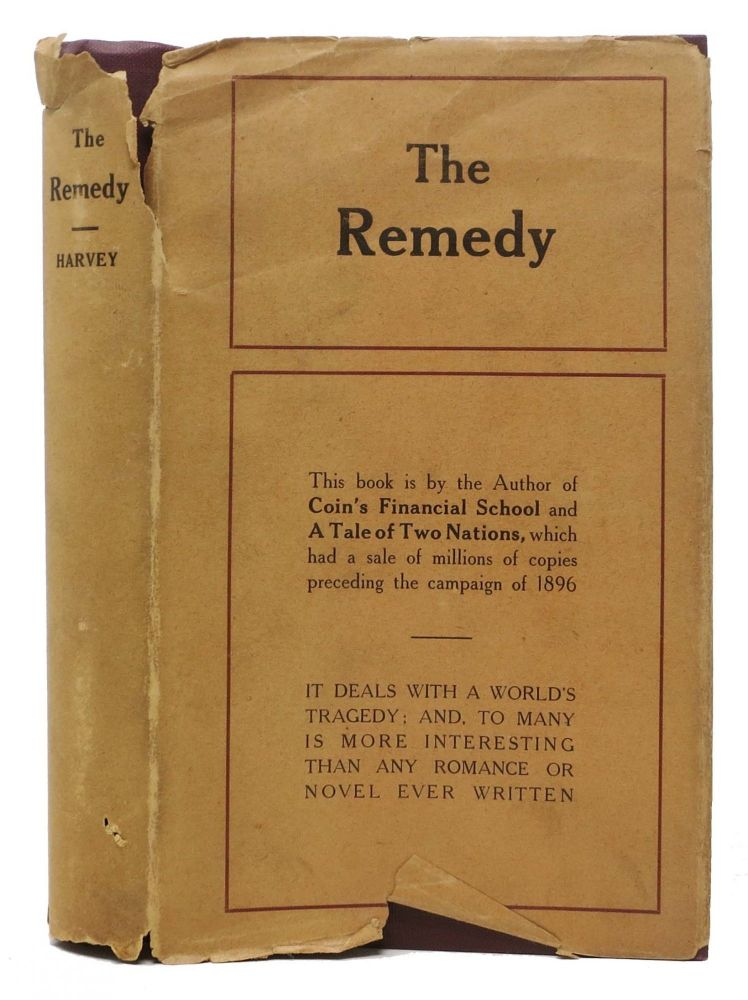 The REMEDY. William H. Harvey.