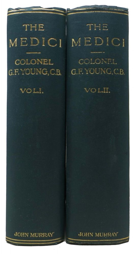 The MEDICI. Colonel G. F. Young.