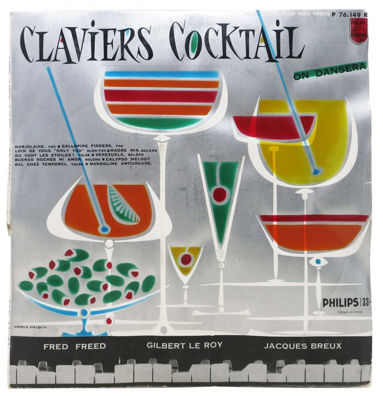 CLAVIERS COCKTAIL. Record/Vinyl.