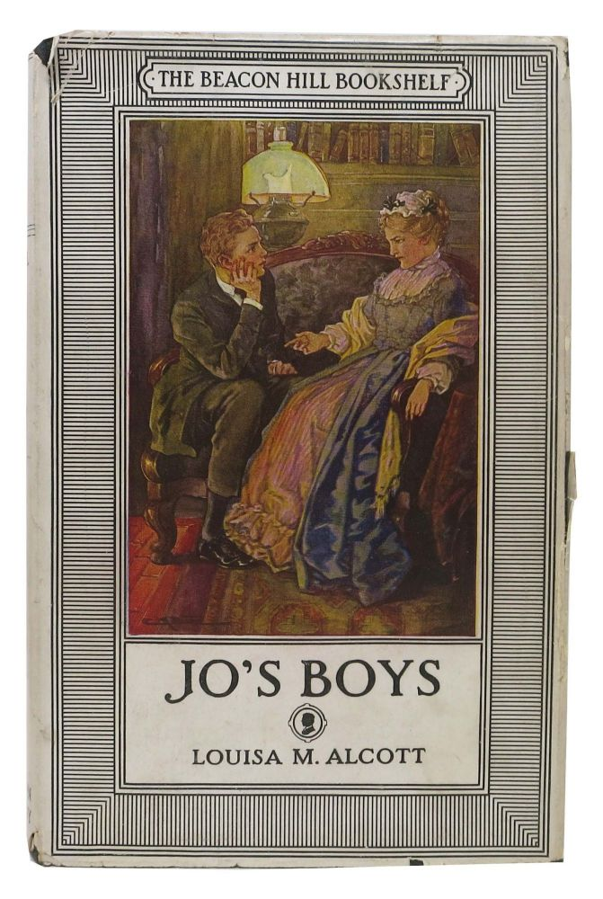 "JO'S BOYS And How They Turned Out.; A Sequel to ""Little Men"" Louisa M. Alcott."