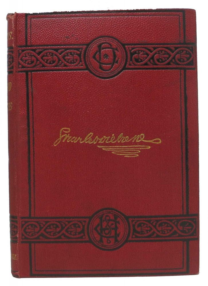 The MYSTERY Of EDWIN DROOD And OTHER STORIES. Charles Dickens.