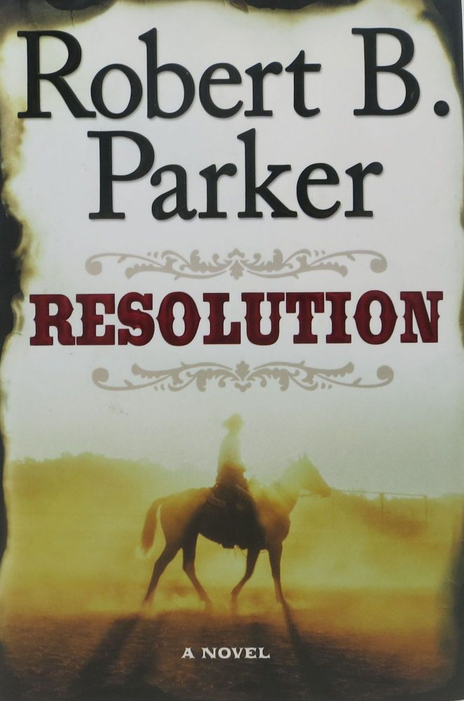 RESOLUTION. Robert B. Parker.