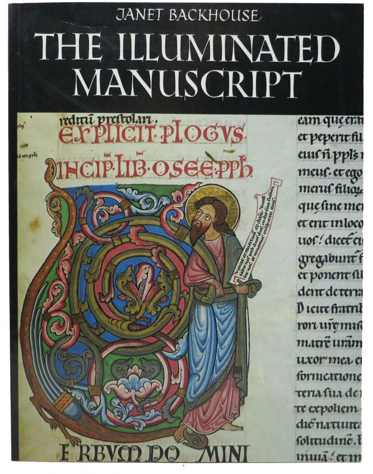 The ILLUMINATED MANUSCRIPT. Janet Blackhouse.