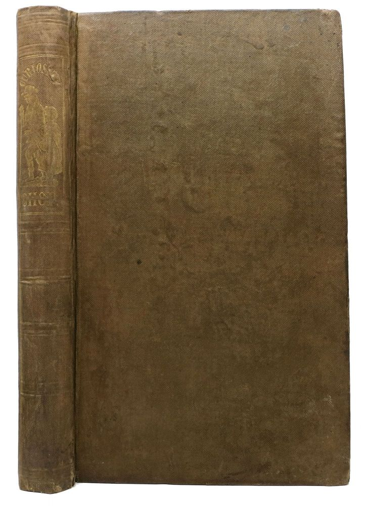 The OLD CURIOSITY SHOP And Other Tales [with second t.p. of] MASTER HUMPHREY'S CLOCK. By Charles Dickens, (Boz.). Charles Dickens, 1812 - 1870.