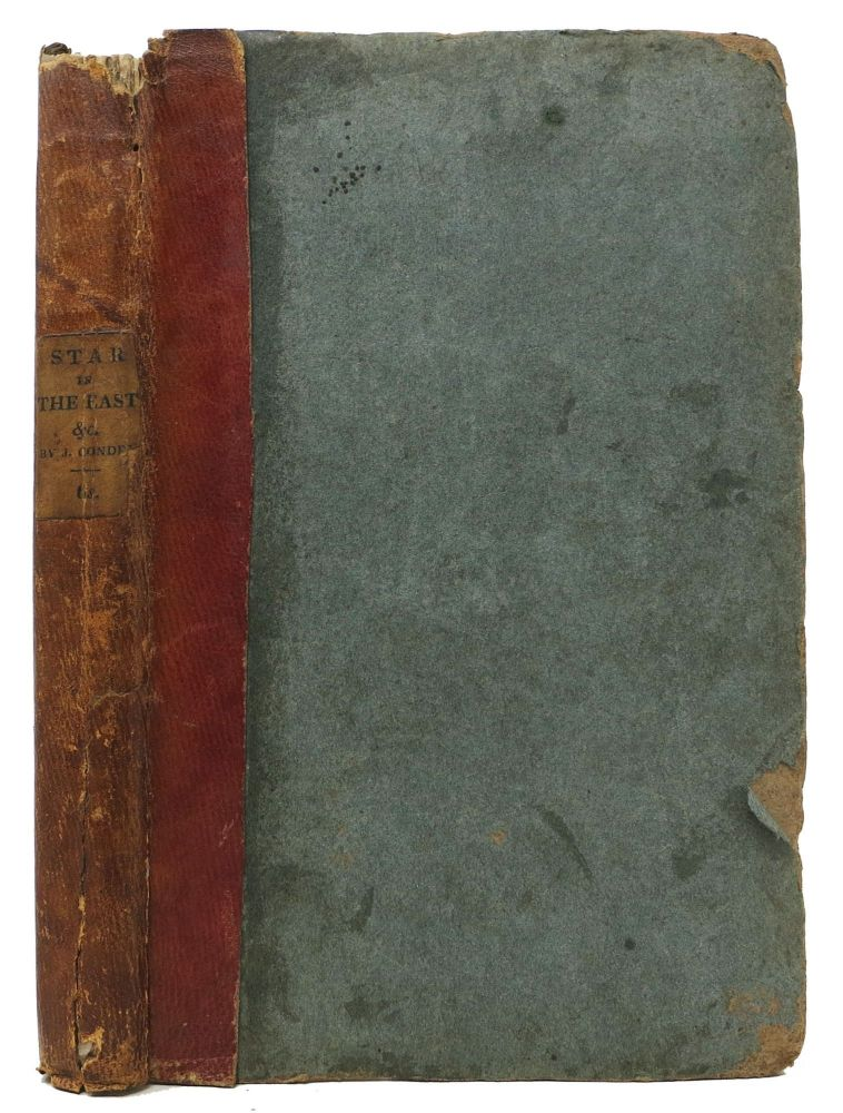 The STAR In The EAST; with Other Poems. Josiah Conder, 1789 - 1855.