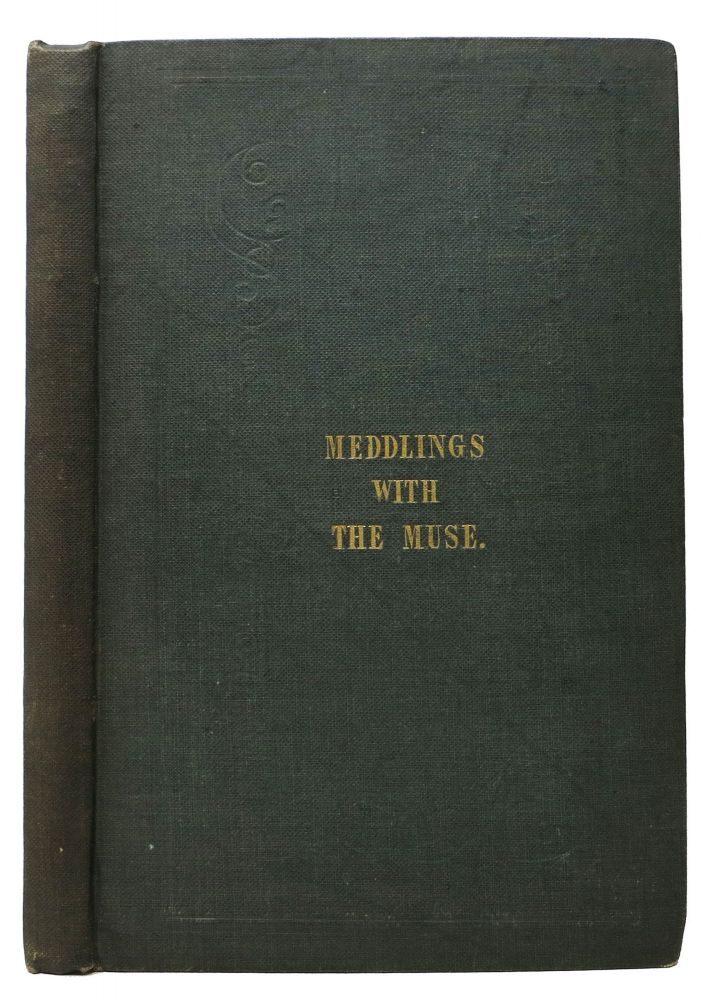 MEDDLINGS With The MUSE. J. A. Simons.
