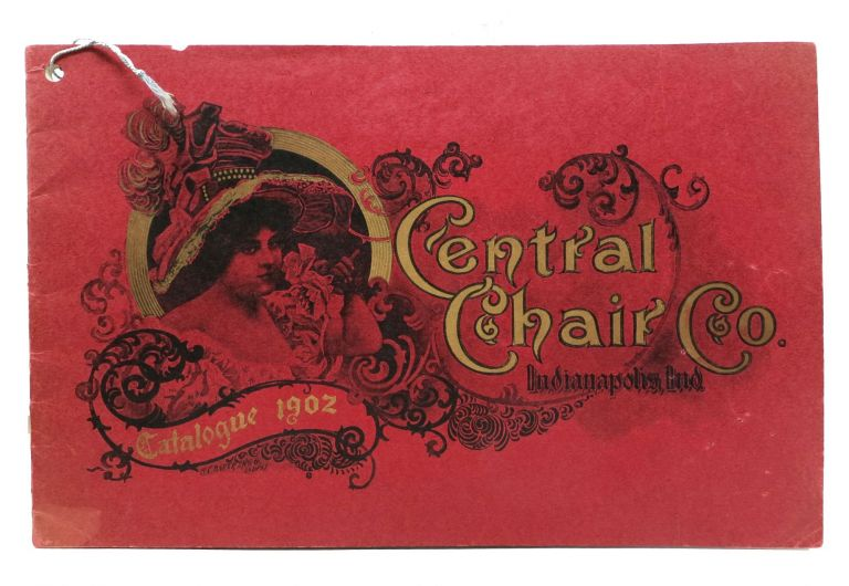 CENTRAL CHAIR CO. Manufacturers of Chairs and Rockers. Spring Catalogue, 1902. Trade Catalogue.