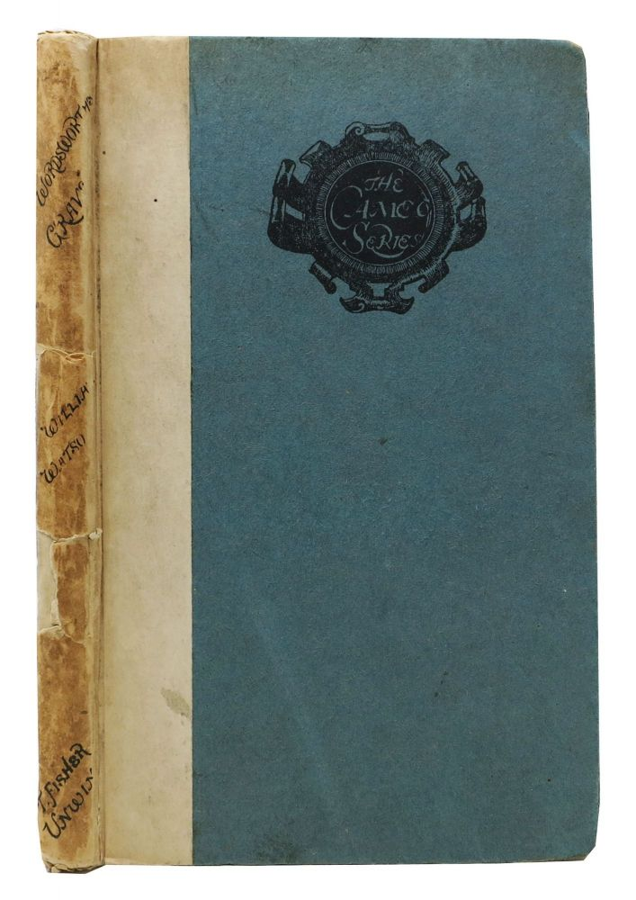 WORDSWORTH'S GRAVE And Other POEMS. Cameo Series. William Watson.