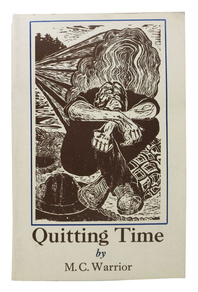QUITTING TIME. M. C. Warrior, b. 1952.