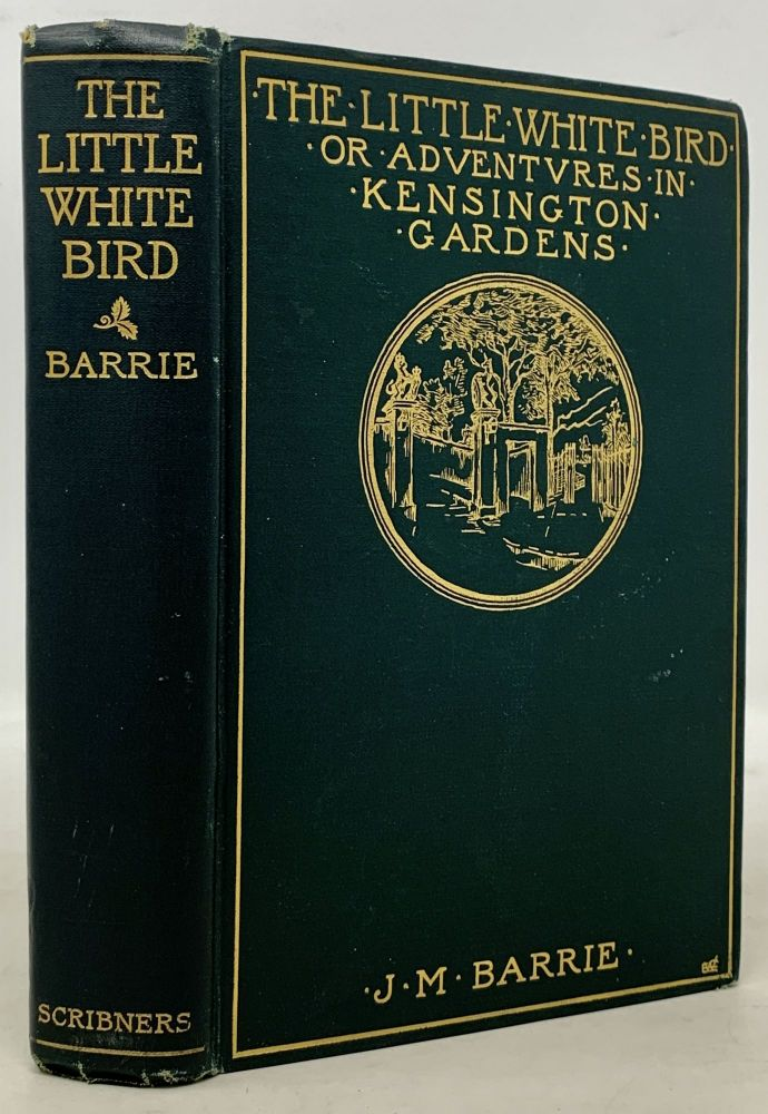 The LITTLE WHITE BIRD or Adventures In Kensington Gardens. J. M. Barrie.