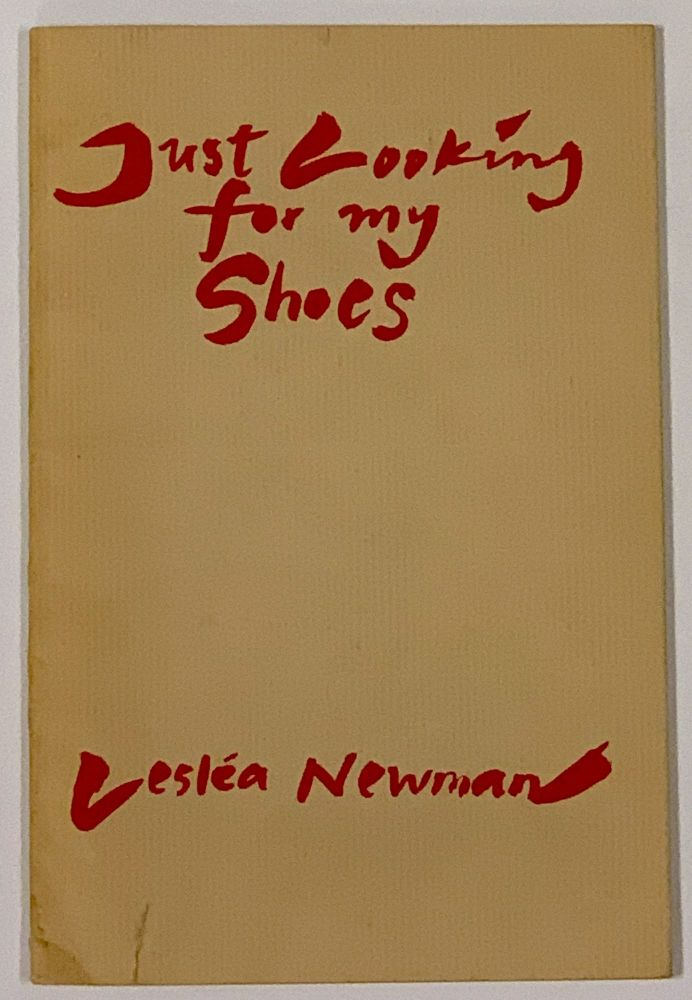 JUST LOOKING For My SHOES. Leslea Newman.