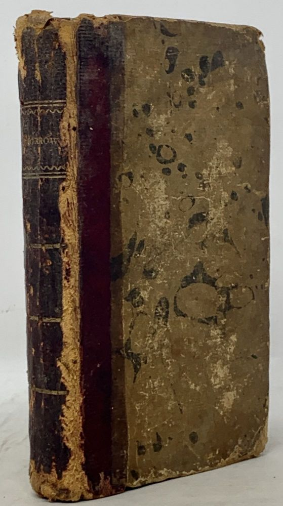 TO - MORROW; or, The Dangers of Delay [bound with] The CONTRAST. Maria Edgeworth, 1767 - 1849.