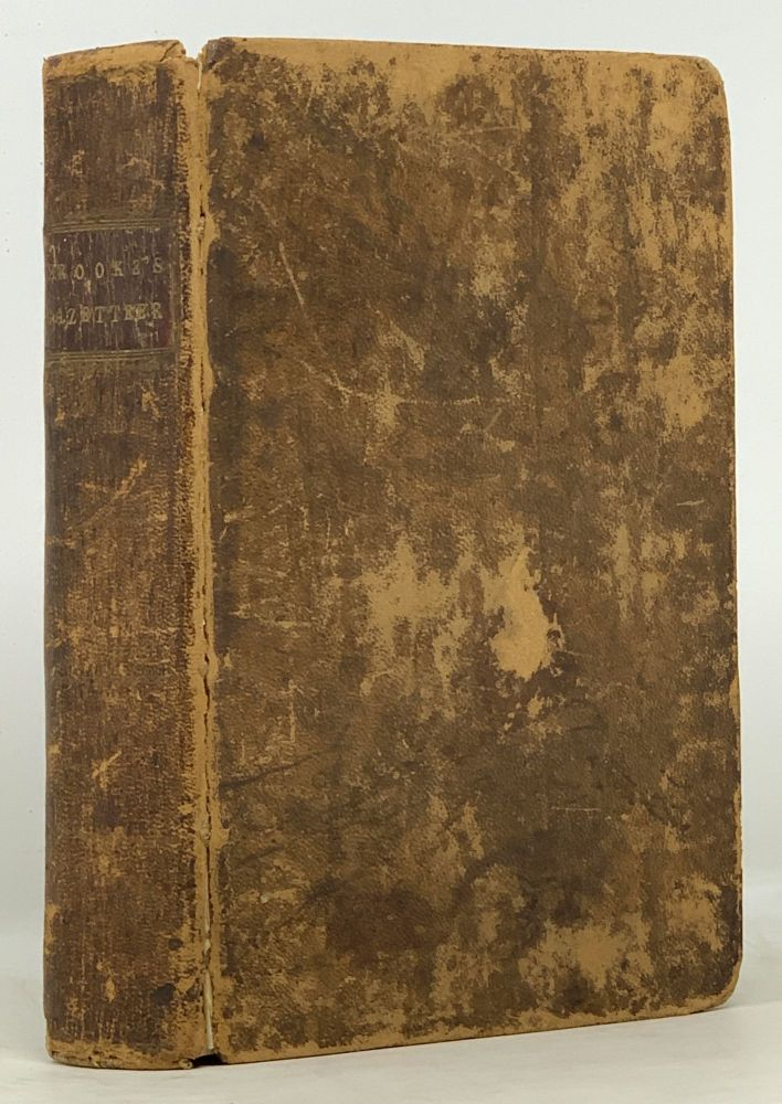 The GENERAL GAZETTEER; or, Compendious Geographical Dictionary. ... Illustrated by Maps. R. Brookes, M. D.