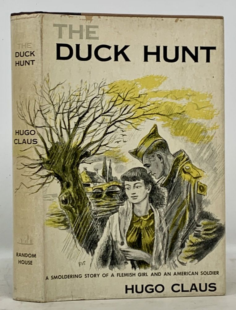 The DUCK HUNT. A Novel.; Translated from the French by George Libaire. Hugo. Libaire Claus, George -.