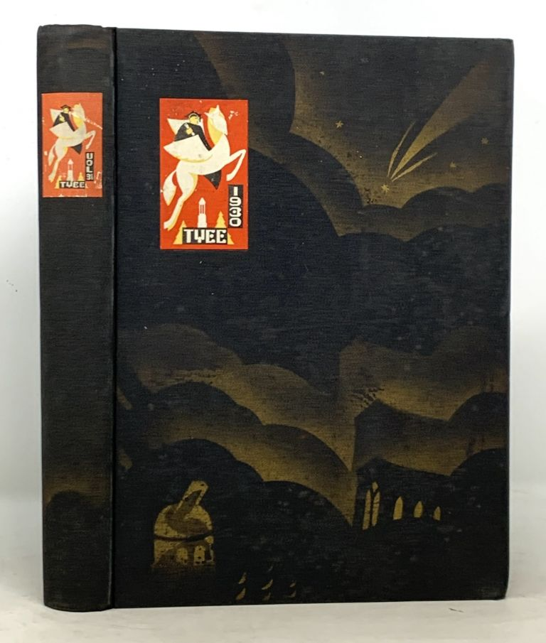 The 1930 TYEE.; Published by the Associated Students of the University of Washington, Seattle, Washington. College Yearbook, Richard - Lea.